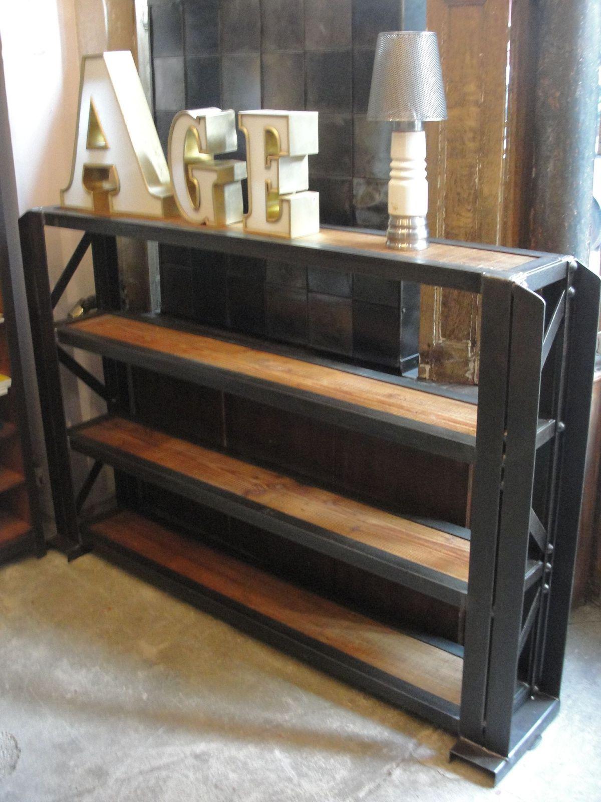 biblioth que industrielle 1 carouche interpr te d 39 objets. Black Bedroom Furniture Sets. Home Design Ideas