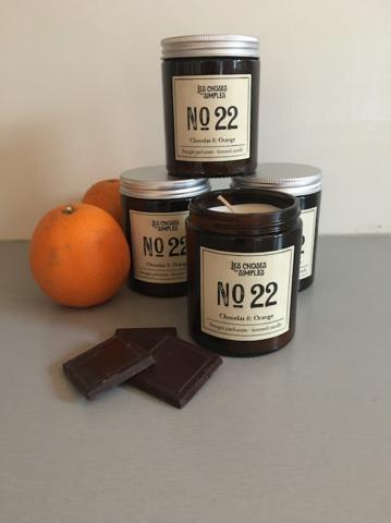 Chocolat & Orange - 1