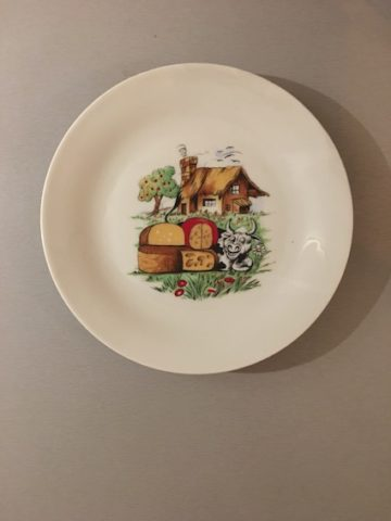 Assiettes Fromage - 5