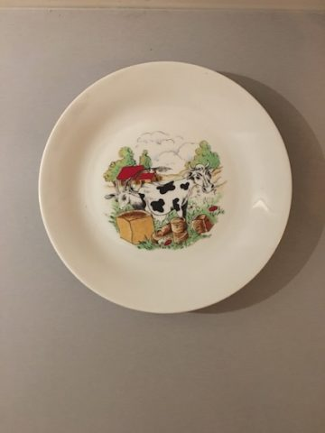 Assiettes Fromage - 6