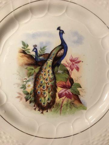 Assiettes Oiseaux - 3