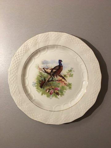 Assiettes Oiseaux - 4
