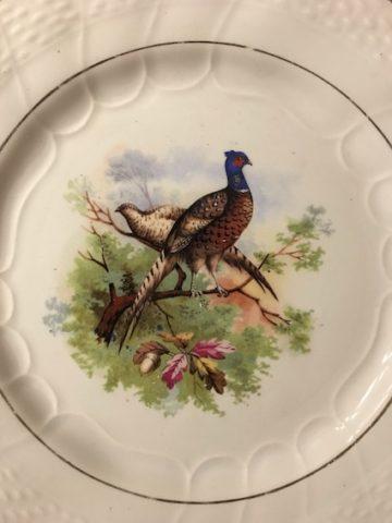 Assiettes Oiseaux - 5