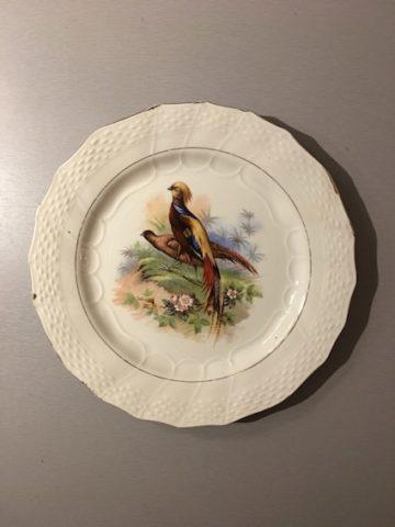 Assiettes Oiseaux - 6