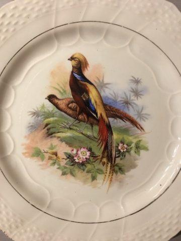 Assiettes Oiseaux - 7