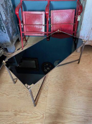 Table Basse Verre noir - 6